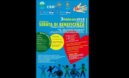"""Petralia Soprana, beneficenza con """"Il grande sogno"""""""