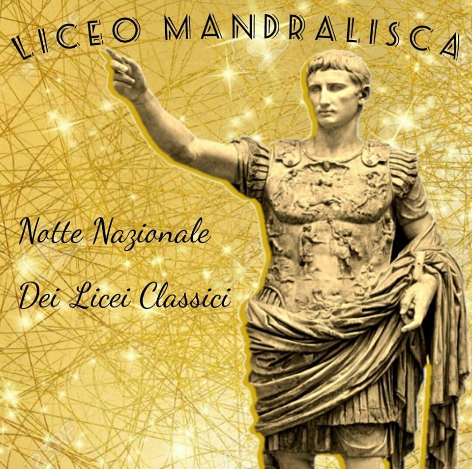 """Cefalù, tutto pronto per la IV edizione """"Notte Nazionale del Liceo Classico"""""""