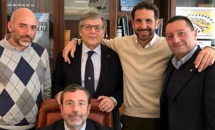 Angelo Pizzuto confermato alla presidenza dell'AC Palermo
