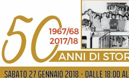 """Gangi, Notte Bianca per celebrare i 50 anni dell'Istituto """"Salerno"""""""