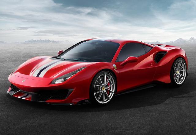 Ferrari 488 Pista, 740 cavalli di puro piacere