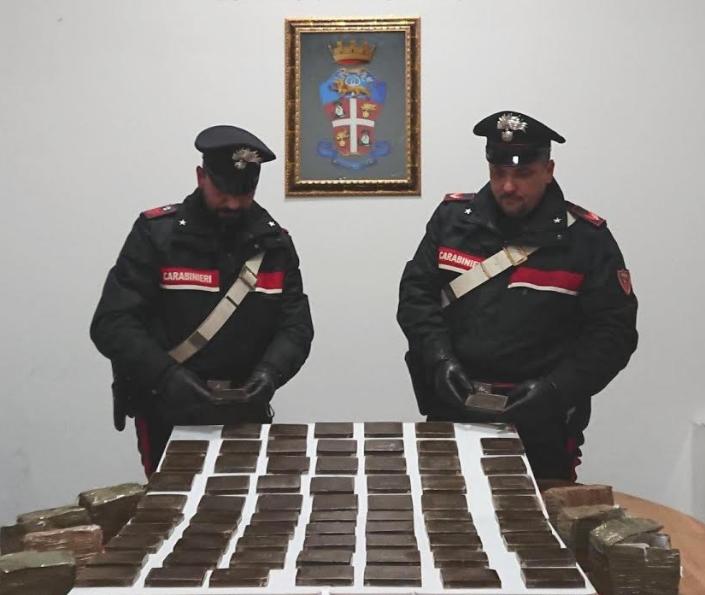 Blitz anti droga a Cefalù, in due in manette