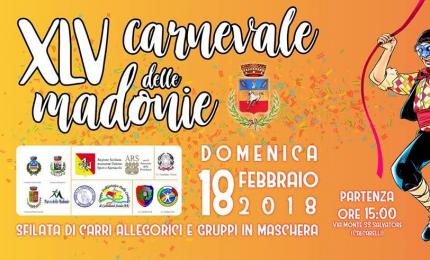Castellana Sicula pronta per il suo Carnevale