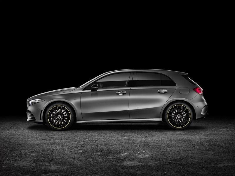 Mercedes Classe A, l'era dell'intelligenza artificiale