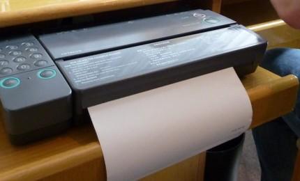 Nuove tecnologie, che fine ha fatto il fax?