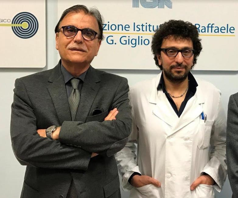 Cefalù, al Giglio tecnica innovativa per la chirurgia del fegato