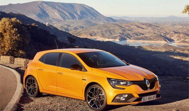 Renault Megane R.S. una vettura da urlo