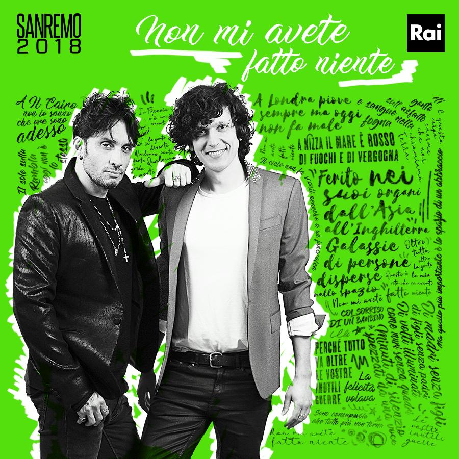 Sanremo 2018: ha vinto il messaggio più bello