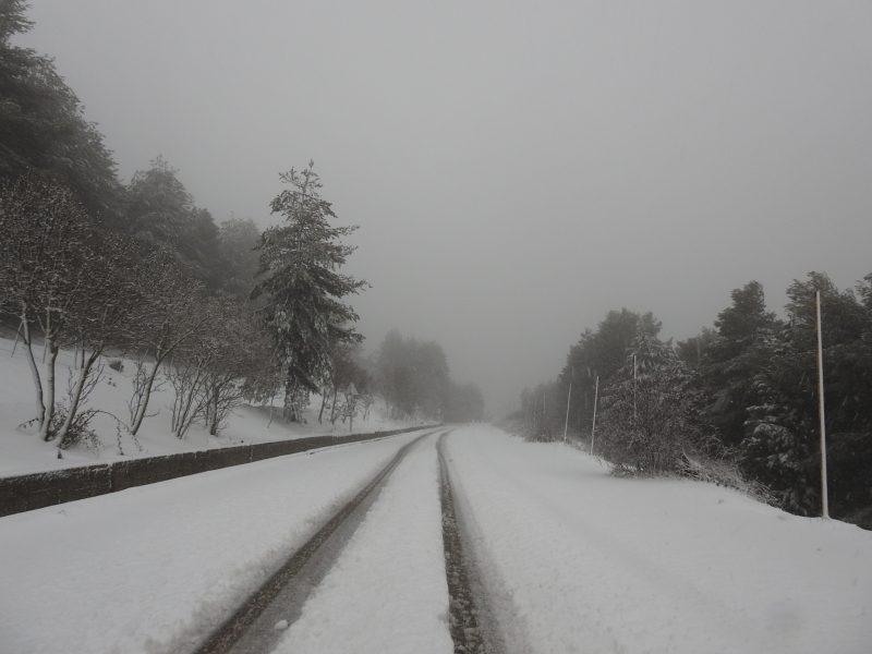 Probabile neve sul litorale