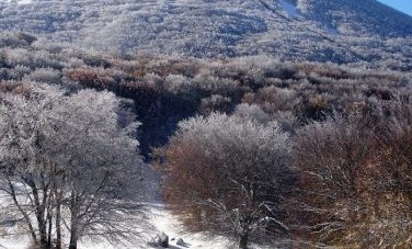 Freddo e neve: è arrivato Burian