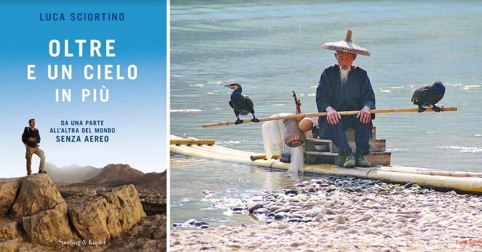"""Il viaggio verso Oriente di Luca Sciortino, autore di """"Oltre e un cielo in più"""""""
