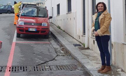 Termini Imerese fa spazio ai parcheggi rosa