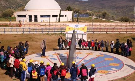 Castellana, amministrazione promuove visita didattica alla scoperta del Planetario Gal Hassin