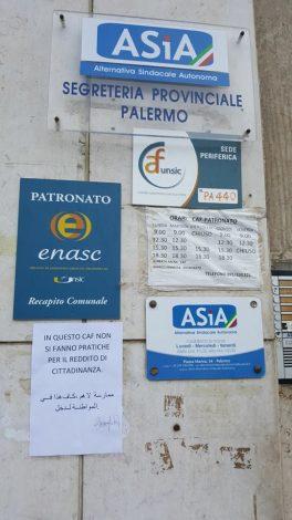 Reddito di cittadinanza, anche a Palermo centinaia di richieste ai Caf