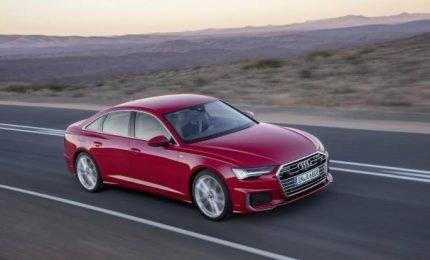 Audi A6 l'ammiraglia alla quinta generazione