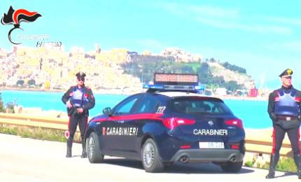 Carabinieri: un arresto a Termini Imerese per detenzione e produzione di sostanza stupefacente