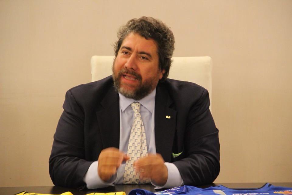 """Lettera del Presidente Calogero Di Carlo. Real Cefalù Uniolympo: """"Il meglio deve ancora venire!"""""""