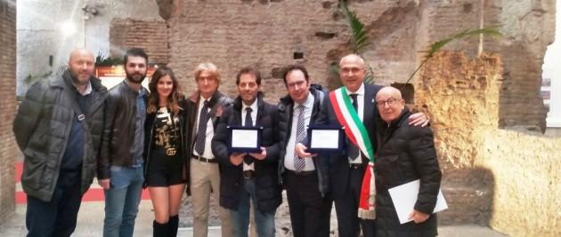 Al Presepe vivente di Gangi il premio Italive 2017