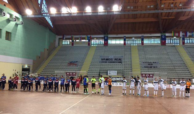 4-2 del Real Cefalù sul Cataforio e A2 sempre più vicina