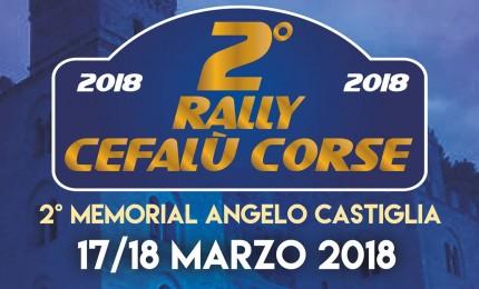 Il Rally Cefalù Corse pronto a mettere in moto