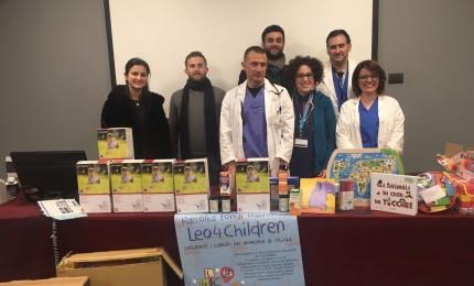 Cefalù: una donazione per le sale pediatriche dell'Ospedale Giglio