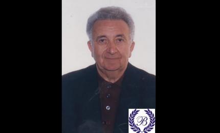 Necrologio Vincenzo Gugliuzza