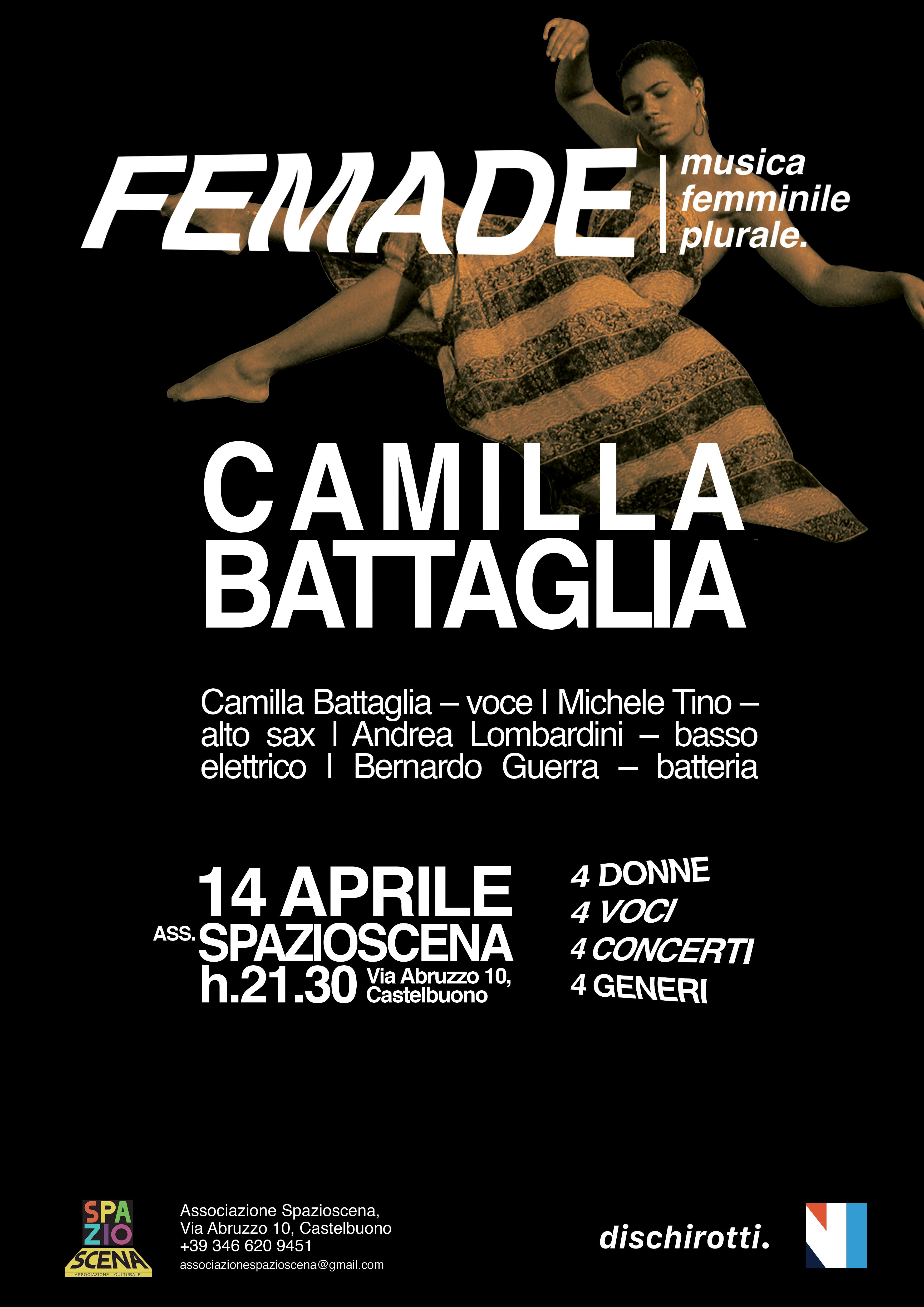 Castelbuono: un weekend all'insegna della Musica a Spazioscena