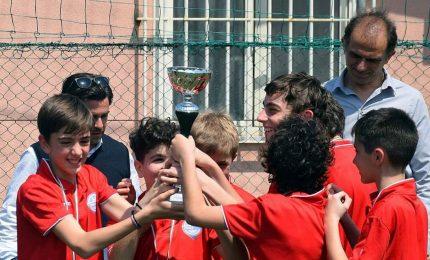 """Podio per i piccoli del Real al torneo """"Futsal Sicilia"""""""