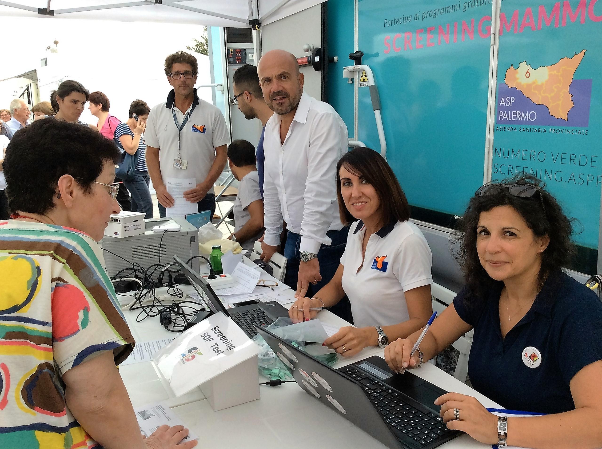 """Il 17 aprile """"Asp in piazza"""" a Trabia: visite ed esami gratuiti per i cittadini"""