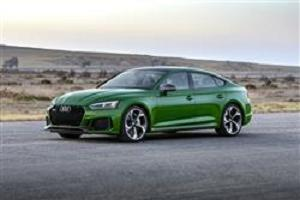 Audi RS5 Sportback, corsaiola da tutti i giorni