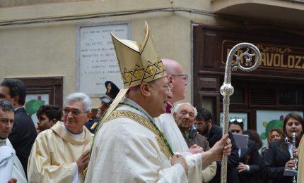 Cefalù, inizio del ministero pastorale del Vescovo Giuseppe Marciante (FOTO)