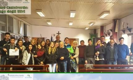 """San Mauro Castelverde, Il Borgo degli Ulivi ospita gli studenti dell'IPSSEOA""""Pietro Piazza"""" e """"Mandralisca"""""""