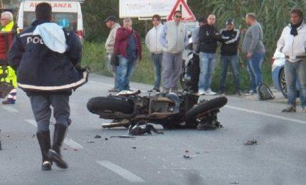 È morto il motociclista coinvolto nell'incidente sulla Palermo-Agrigento