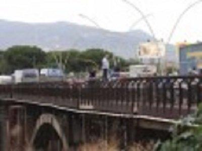 Palermo: chiuderà per due giorni il ponte Corleone