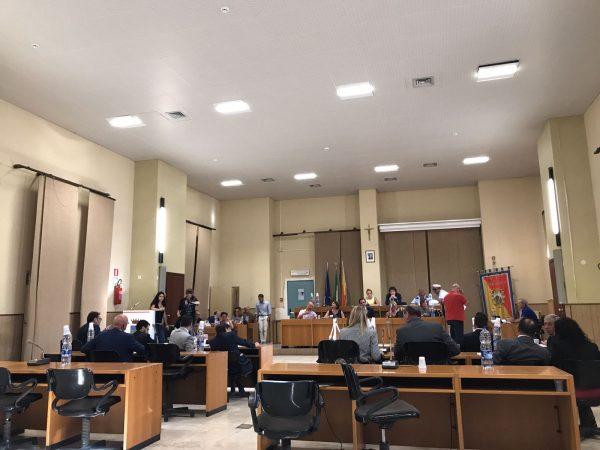 """Termini Imerese approda in consiglio l'operazione """"voto connection"""""""