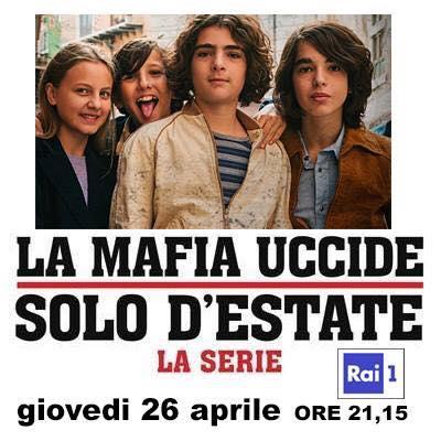 La mafia uccide solo d'estate, il piccolo cefaludese Pierangelo torna in TV