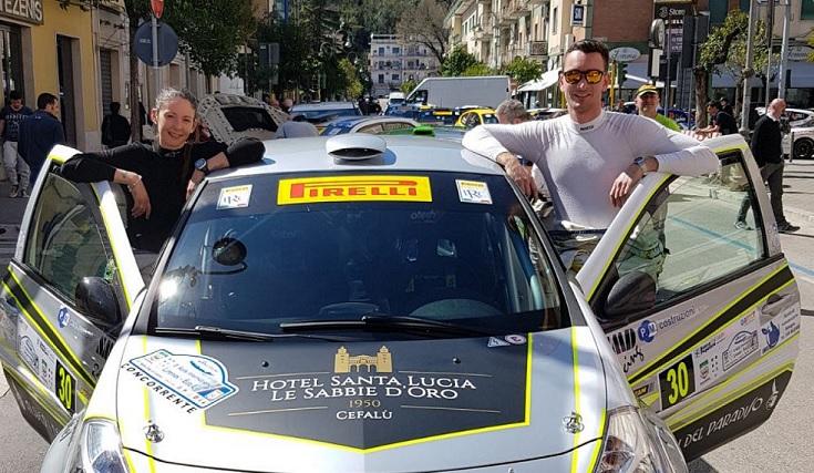 Al Lirenas, nella gara vinta da Rossetti-Mori, buon piazzamento per Runfola-Federighi