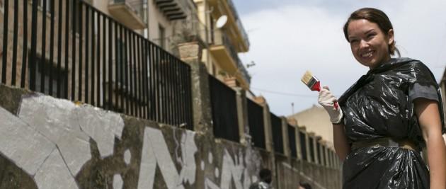 Pollina: giovani da tutta Europa realizzeranno un murales