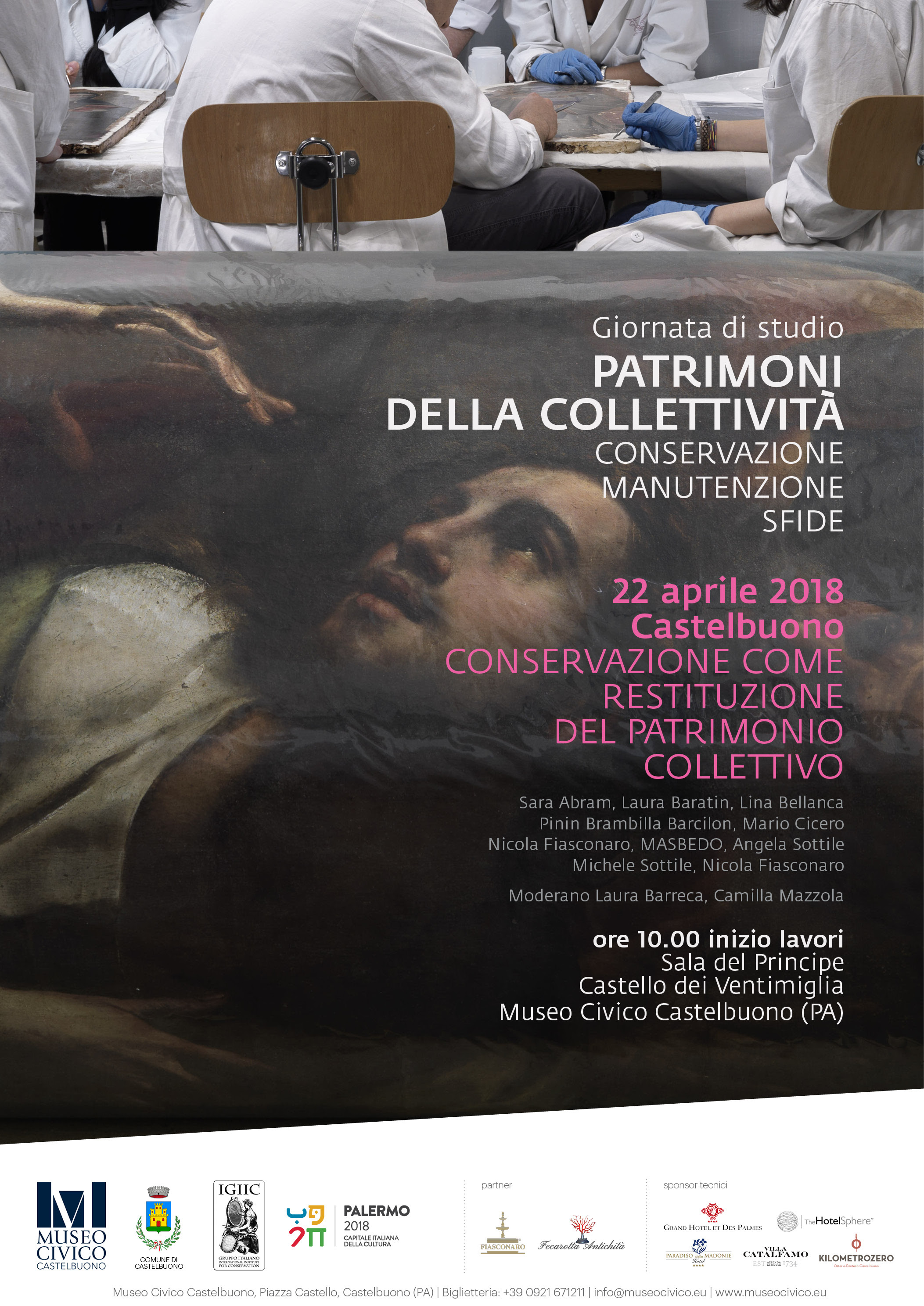 Studio dei patrimoni della collettività a Castelbuono