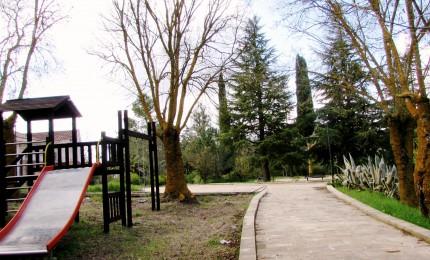 Ad Alimena si inaugura la Villa Comunale