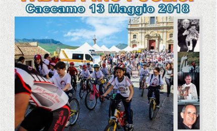 """In bici per le vie di Caccamo: al via il IV raduno """"Padre Pino Puglisi"""""""