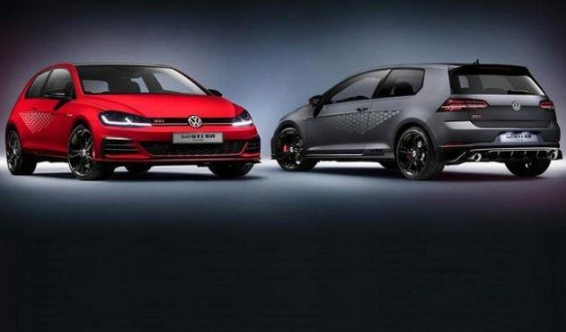Volkswagen Golf Gti, tre versioni di pura adrenalina
