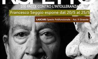 Lascari, la mostra di Seggio contro l'intolleranza