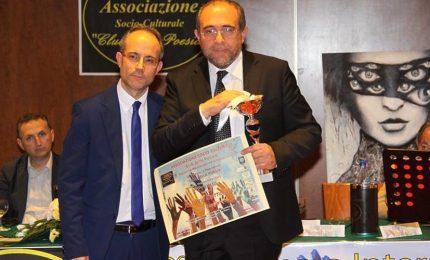 Il poeta cefaludese Antonio Barracato fa il pieno di riconoscimenti