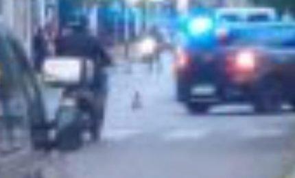 Una bimba è stata investita da auto dei carabinieri, ricoverata all'ospedale Di Cristina