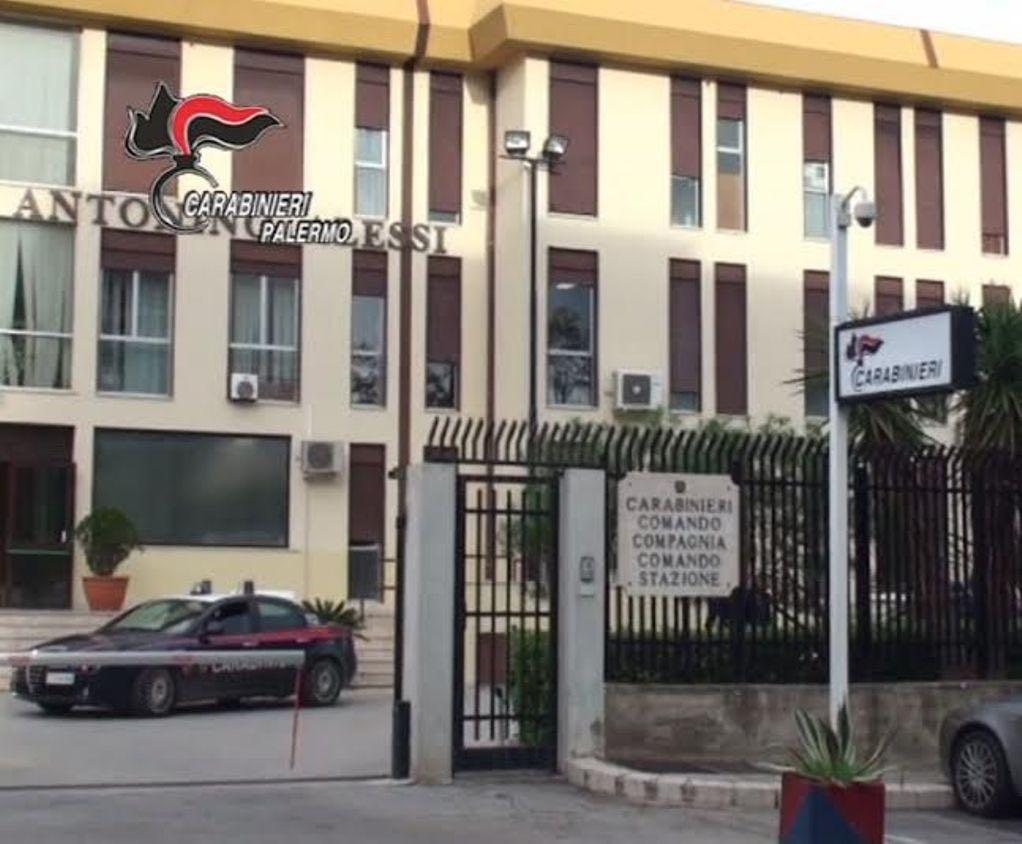 Termini Imerese, in caserma per l'obbligo di firma picchia Carabinieri: era ubriaco
