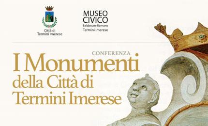 """Cultura: il 25 maggio al museo civico """"Baldassare Romano"""" conferenza su """"I monumenti della città di Termini Imerese"""""""