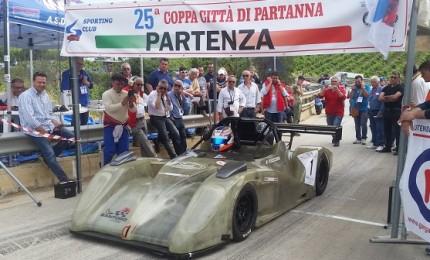 A Giuseppe Castiglione la Coppa Città di Partanna
