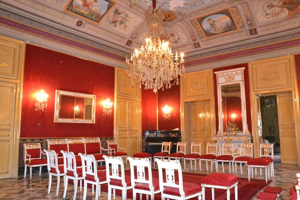 Petralia Soprana, i palazzi dei marchesi Pottino ospitano il gran ballo del Gattopardo