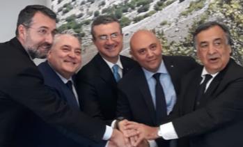 Protocollo d'intesa tra Fondazione Sant'Elia e Parco delle Madonie per lo sportello d'informazioni su Palermo Capitale